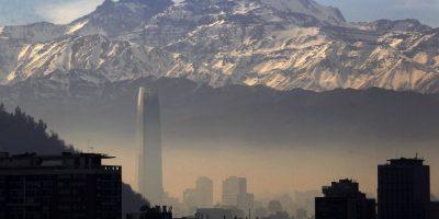 Estos son los seis ejes ambientales que rigen en Santiago durante la preemergencia
