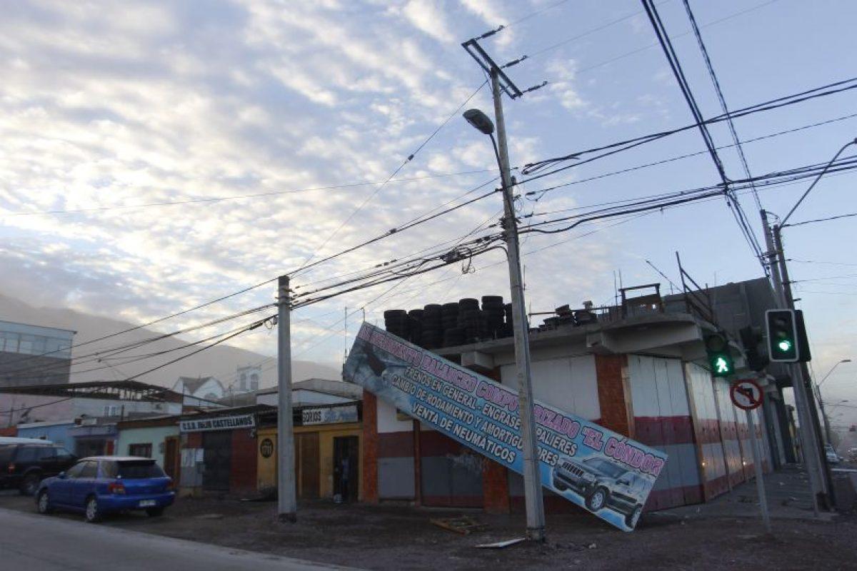 Viento en Iquique. Foto:ATON Chile. Imagen Por: