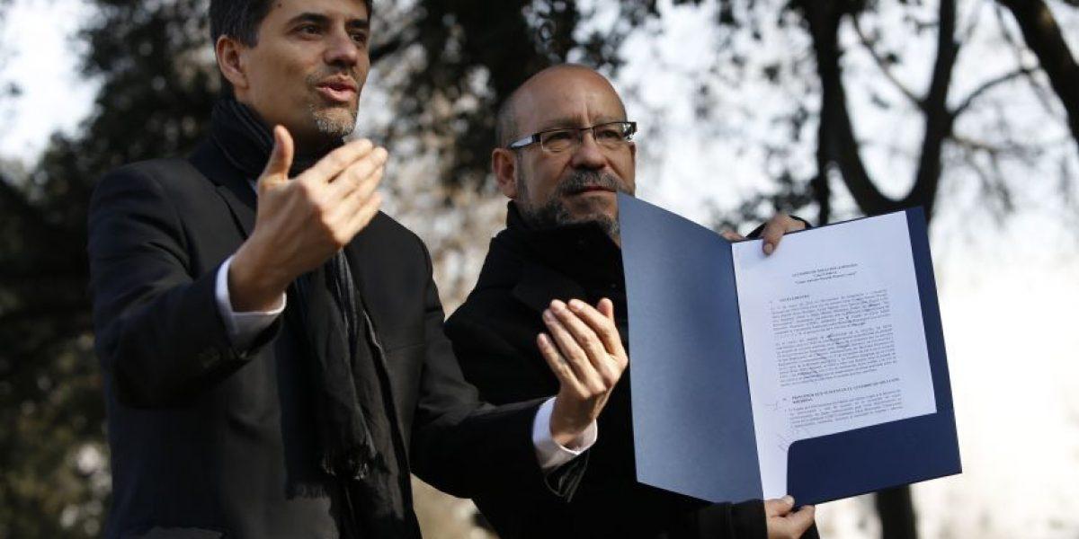 Movilh y Gobierno celebran histórico acuerdo para dar paso a matrimonio igualitario