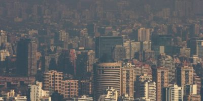 Intendencia declara preemergencia ambiental para este viernes en Santiago