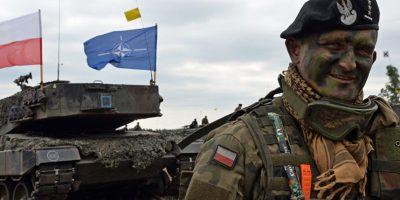 La Otan ratificará plan de reforzamiento militar de los países del este de Europa