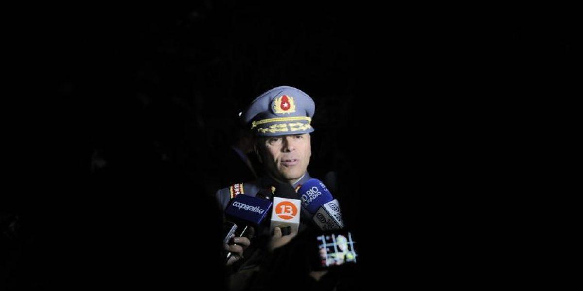 Comandante en jefe y situación de Cheyre: