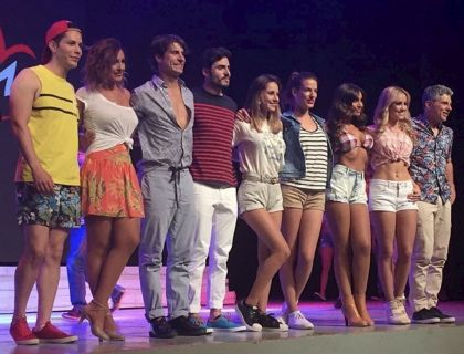 Actualmente, el exintegrante de RBD participa en la obra musical