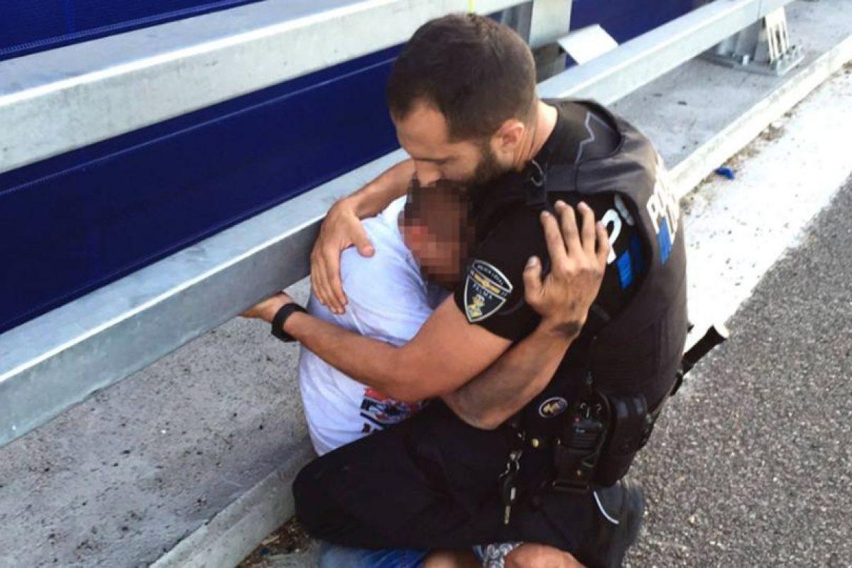 Foto:Facebook/Policía de Palma de Mallorca. Imagen Por: