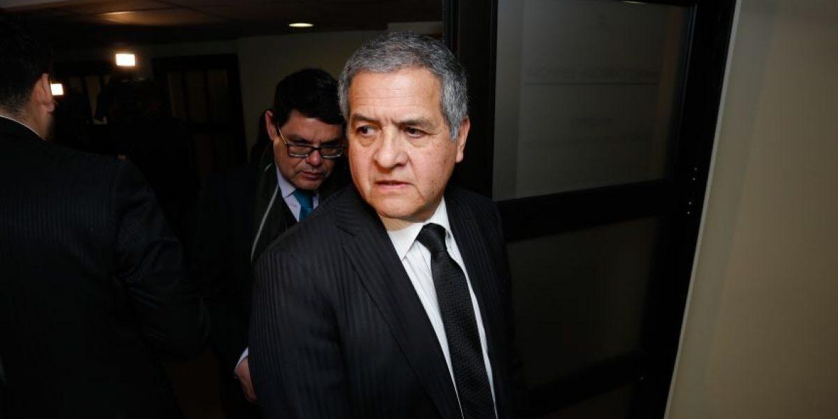 Ministro Carroza por detención de Cheyre: si hay responsabilidad, civil o militar, debe hacerse efectiva