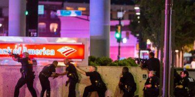 EEUU: francotiradores matan a cinco policías en Dallas en manifestación antirracista