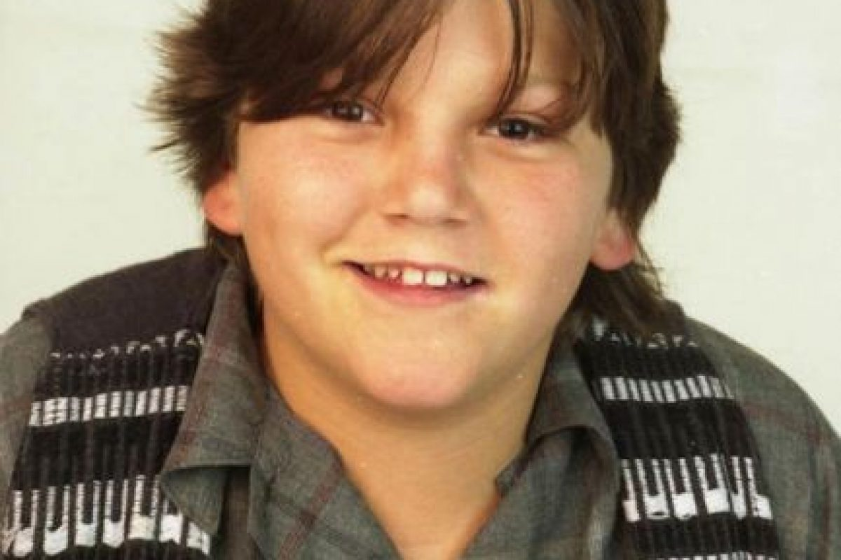 Este es el mexicano Diego Luna en la infancia. Foto:Televisa.com. Imagen Por: