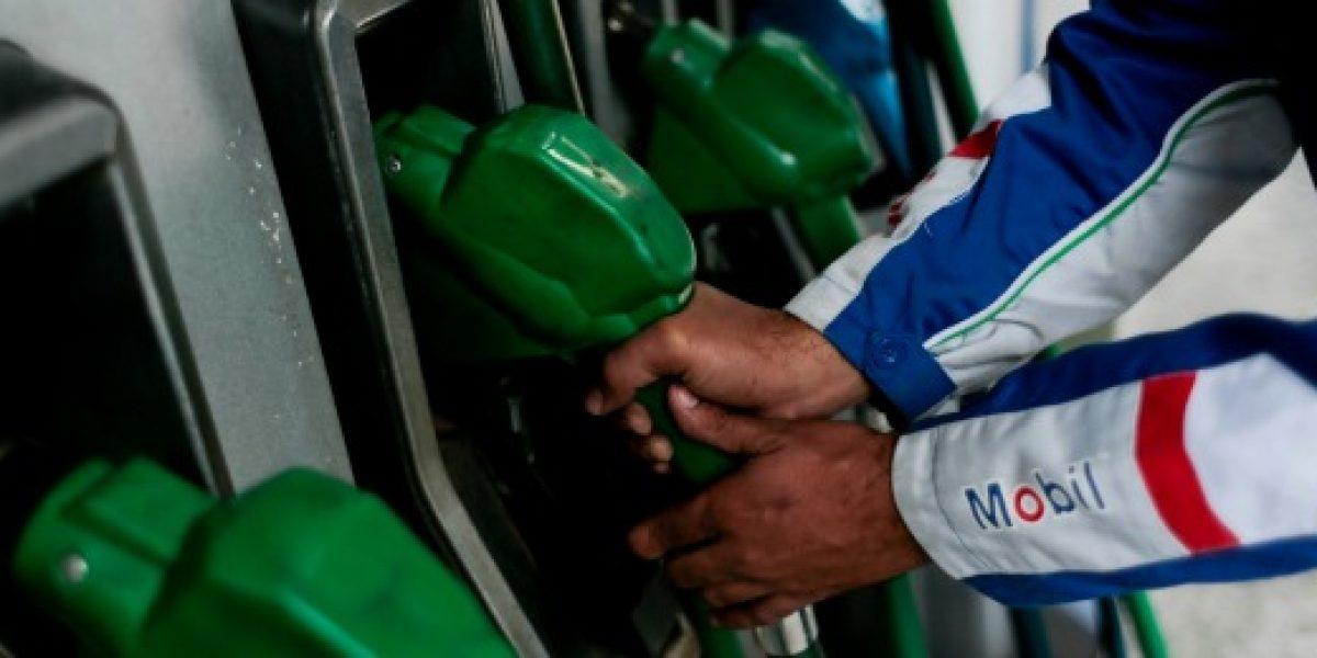 Precio de todos los combustibles bajarían el jueves