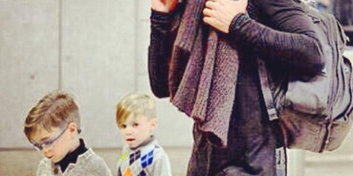 FOTOS: las envidiables vacaciones de Ricky Martin y sus hijos