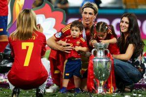 Fernando Torres y Juan Mata vendrían en 2012 con sus títulos en Chelsea y España Foto:Getty Images. Imagen Por: