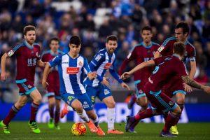 La temporada pasada fue enviado a préstamo a Espanyol para que sume experiencia Foto:Getty Images. Imagen Por: