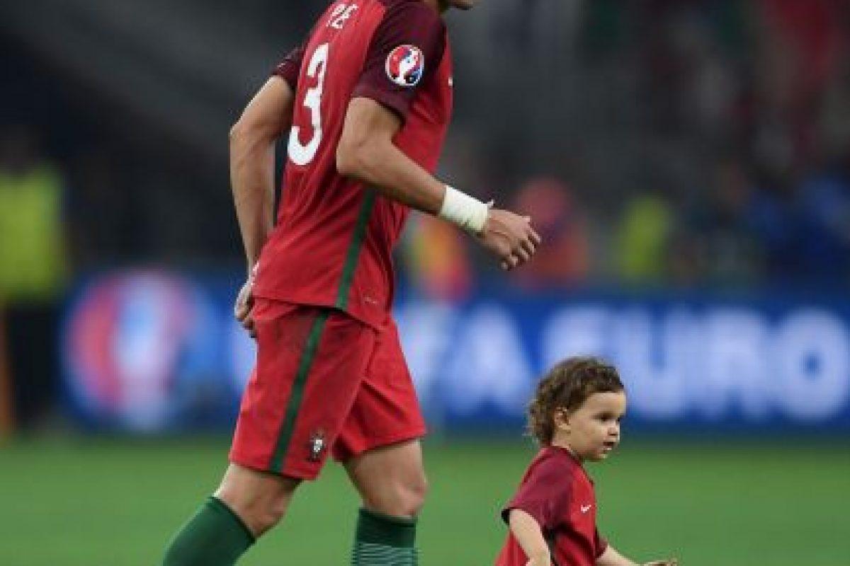 Pepe vuelve para la final tras estar suspendido en la semifinal ante Gales Foto:Getty Images. Imagen Por: