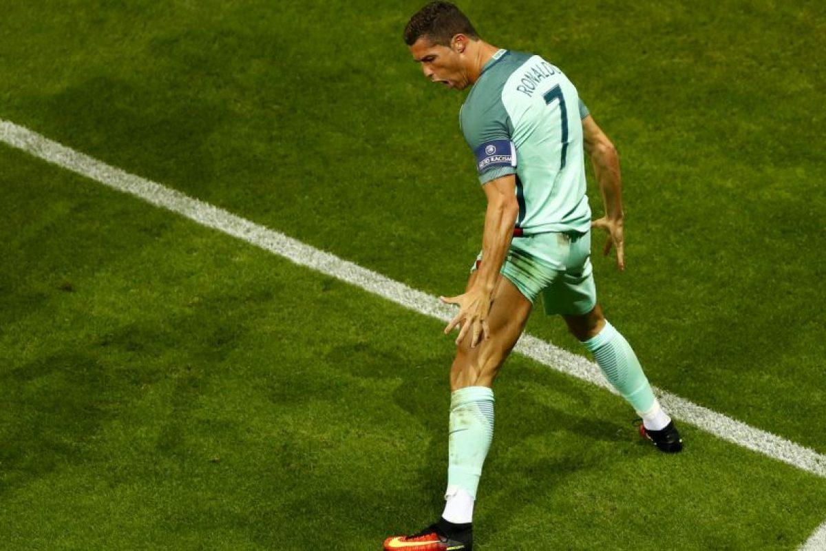 El portugués querrá tomar revancha de la final que perdió en 2004 en la Eurocopa que organizaron Foto:Getty Images. Imagen Por: