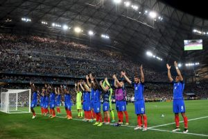 Ahora su último escollo en el camino al título será Portugal Foto:Getty Images. Imagen Por:
