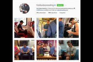 """Hay cuentas que van más allá y retratan a personas """"guapas y sexies"""" leyendo, ¿sirve de inspiración para impulsar la lectura? Foto:Reproducción Instagram. Imagen Por:"""