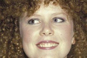 Nicole Kidman, con rizos salvajes y con cachetes. Foto:vía Getty Images. Imagen Por: