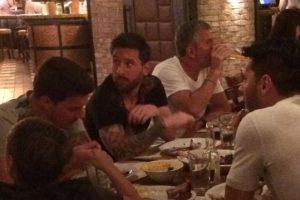 Messi se alejó de todo Foto:Instagram. Imagen Por:
