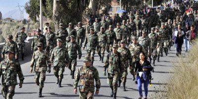 Justicia boliviana envía a prisión a ex jefe militar por corrupción