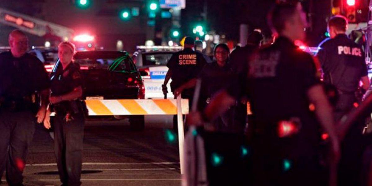 Detienen a 77 personas en protestas en 18 ciudades de EEUU por masacre Dallas