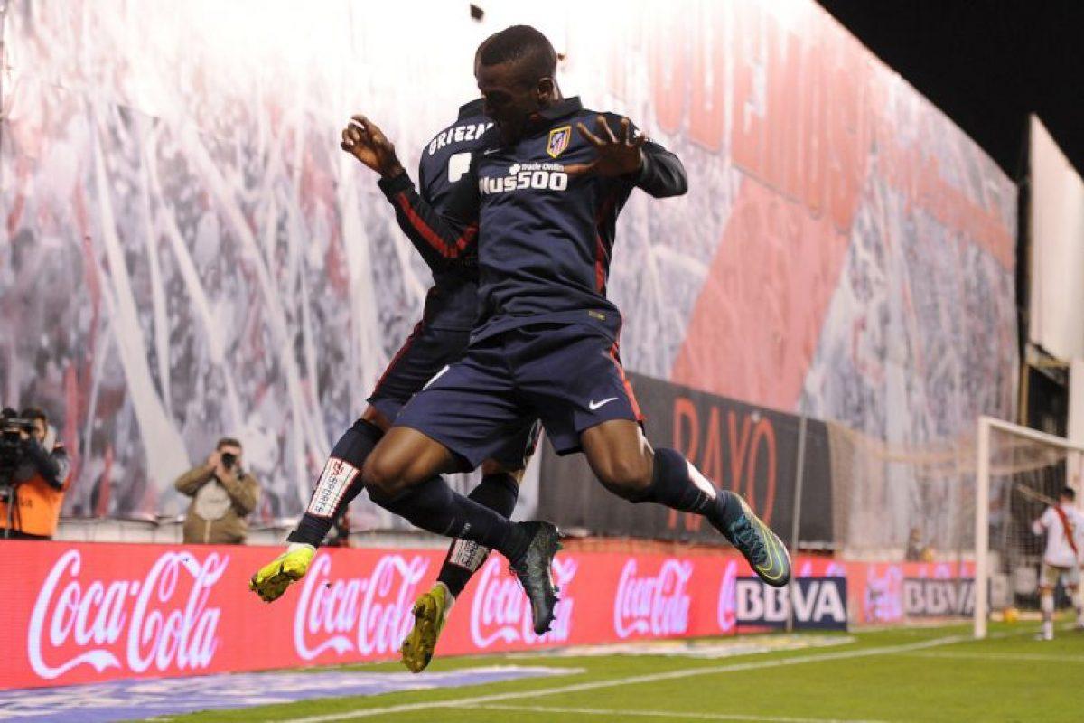 Jackson Martínez es otro de los que no rindieron y lo vendieron bien Foto:Getty Images. Imagen Por: