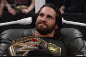 Seth Rollins Foto:WWE. Imagen Por: