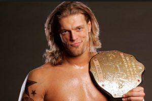Edge Foto:WWE. Imagen Por: