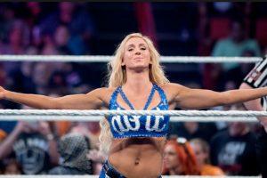 Ha molestado que necesitó la ayuda de su padre para llegar al Campeonato Femenino de WWE Foto:WWE. Imagen Por:
