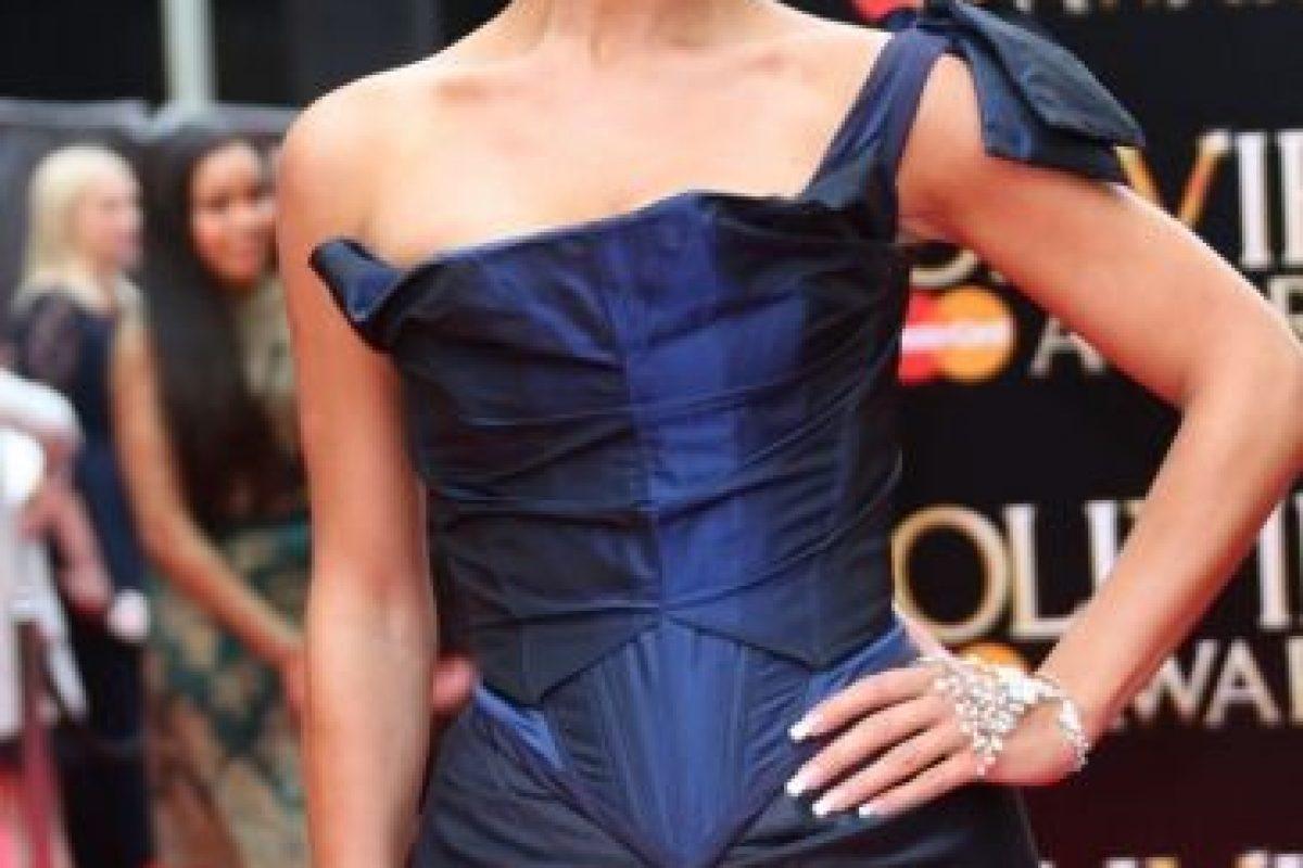 Es actriz y cantante. Foto:vía Getty Images. Imagen Por: