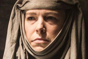 """Ella era (porque Cersei la mandó a torturar en venganza) la Septa Unella en """"Game of Thrones"""". Foto:vía HBO. Imagen Por:"""