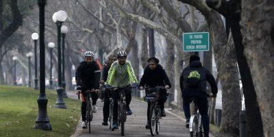 Providencia inaugura nuevo tramo del cicloparque: la ruta para ciclistas más grande de Chile