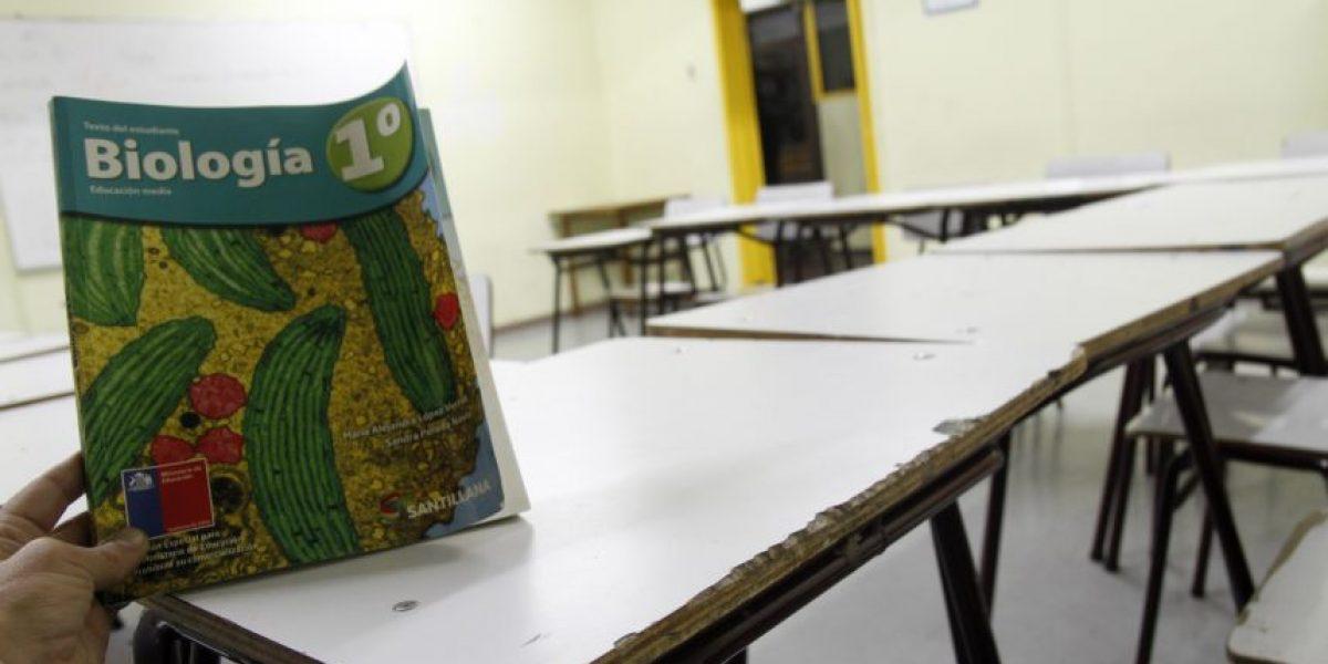 Colegios que estuvieron en toma acortarán las vacaciones en el Maule