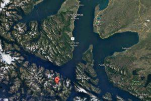 Punto referencia ubicación de la isla Capitán Aracena Foto:Google Maps. Imagen Por: