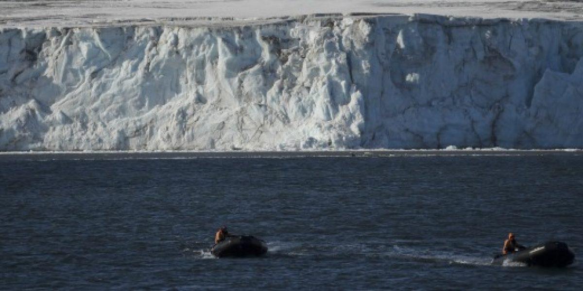 La base antártica británica publica oferta de empleos