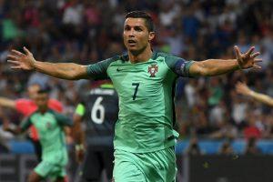 Cristiano Ronaldo quiere liderar el primer título de Portugal Foto:Getty Images. Imagen Por: