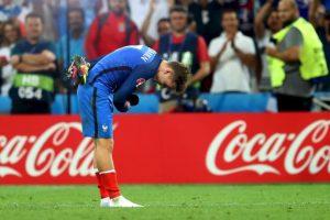 Los gales avanzaron a la final tras vencer a Alemania por 2 a 0 Foto:Getty Images. Imagen Por: