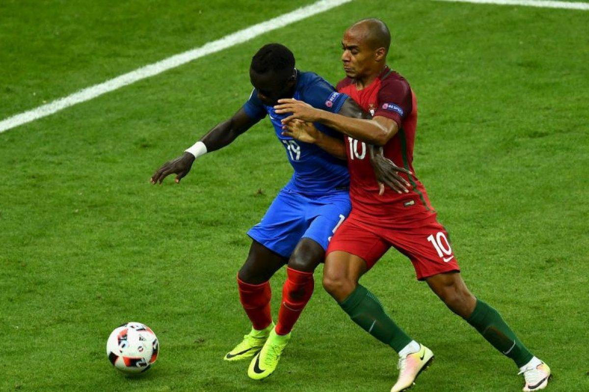 Portugal impuso su juego en el Stade de France Foto:Getty Images. Imagen Por: