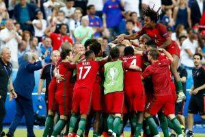 Portugal venció a Francia a domicilio Foto:Getty Images. Imagen Por: