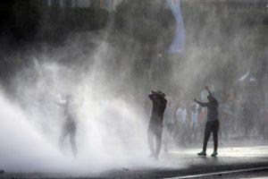 Sin embargo, dos horas antes del partido ya estaba llena Foto:AFP. Imagen Por: