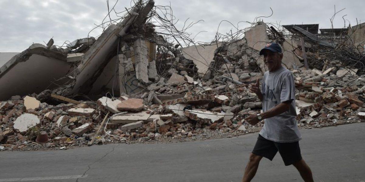 Dos sismos de hasta 6,2 grados de magnitud sacuden a Ecuador