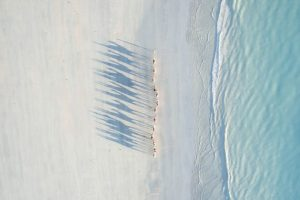 Segundo lugar: Cable Beach Foto:Autor: Todd Kennedy – Dronestagram.com. Imagen Por: