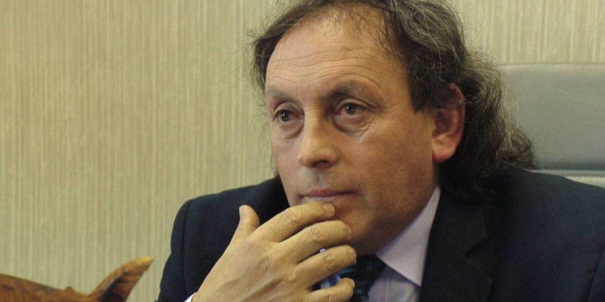 Iván Fuentes reconoció haber sido financiado por grandes pesqueras mientras era dirigente gremial