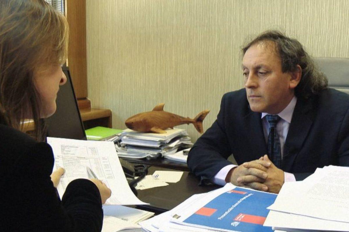 Foto:TVN. Imagen Por: