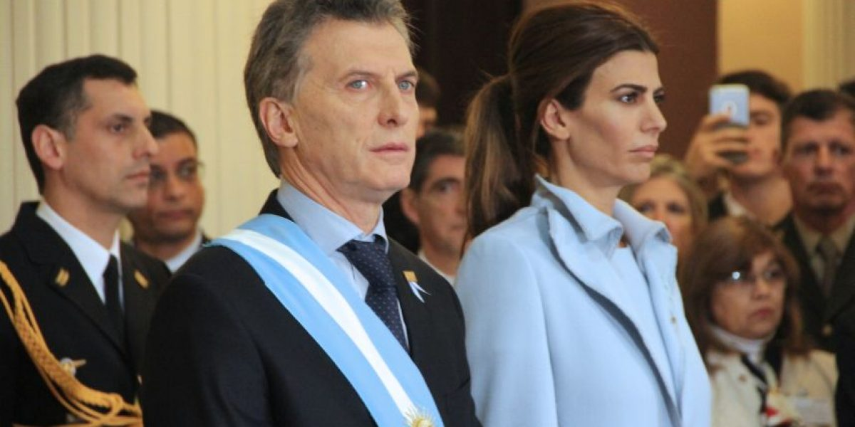 Macri llama a los argentinos a consumir
