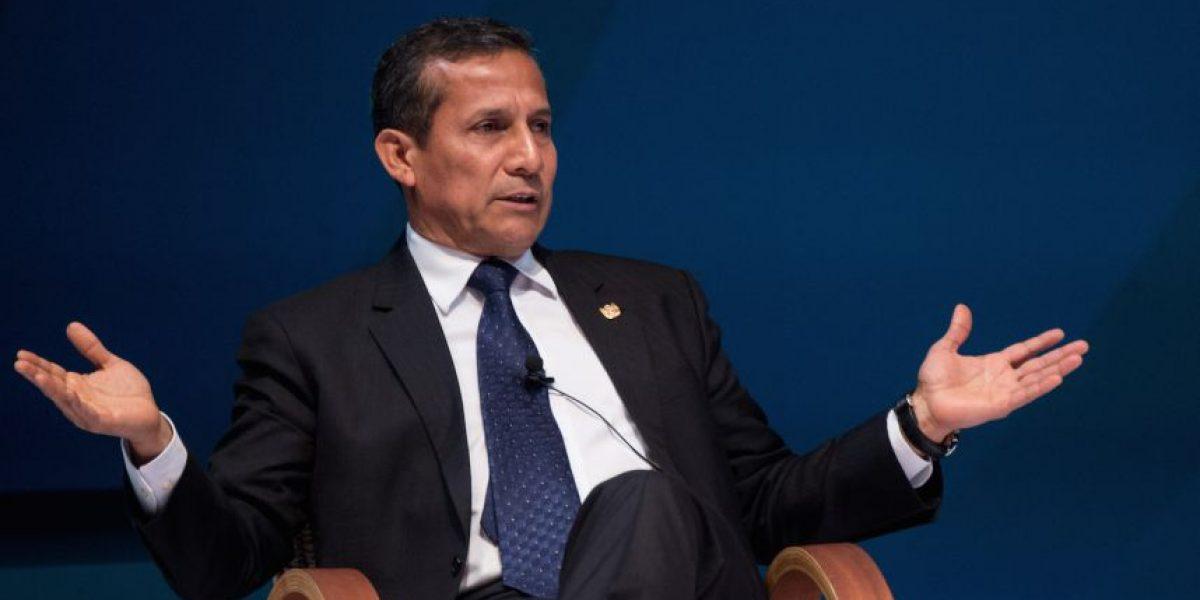Ollanta Humala dejará la presidencia de Perú con 19% de aprobación