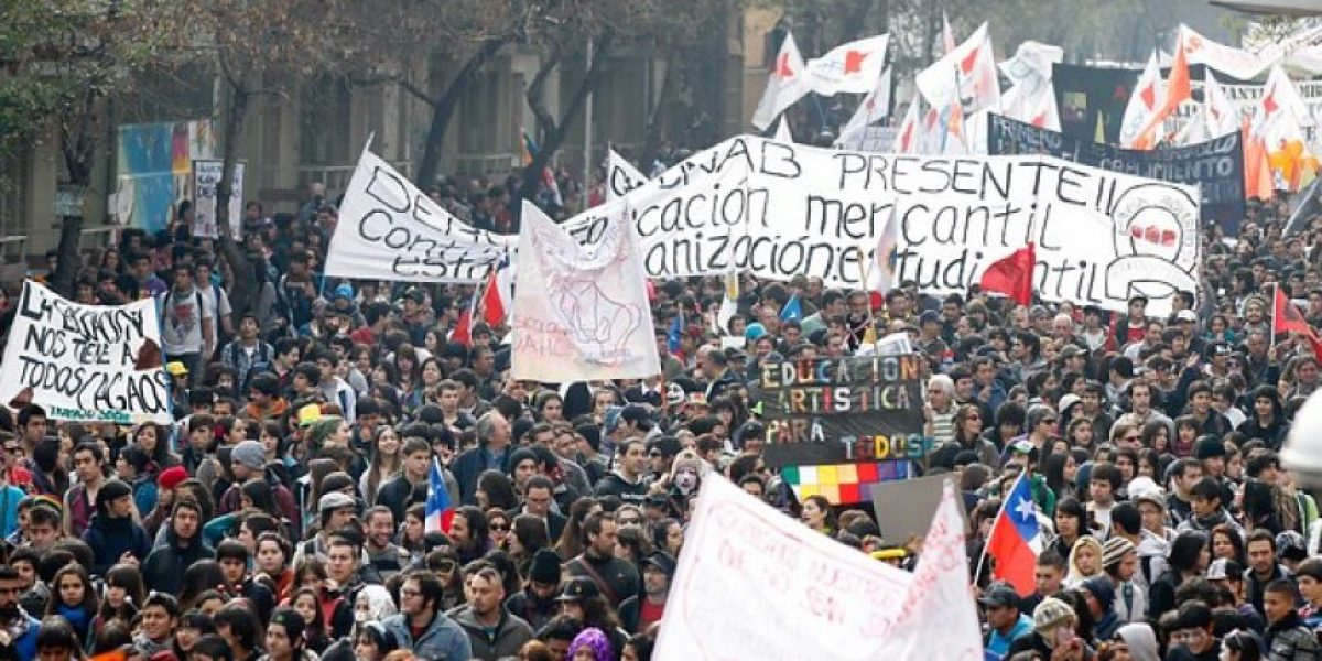 Movimiento estudiantil replantea sus manifestaciones para el segundo semestre