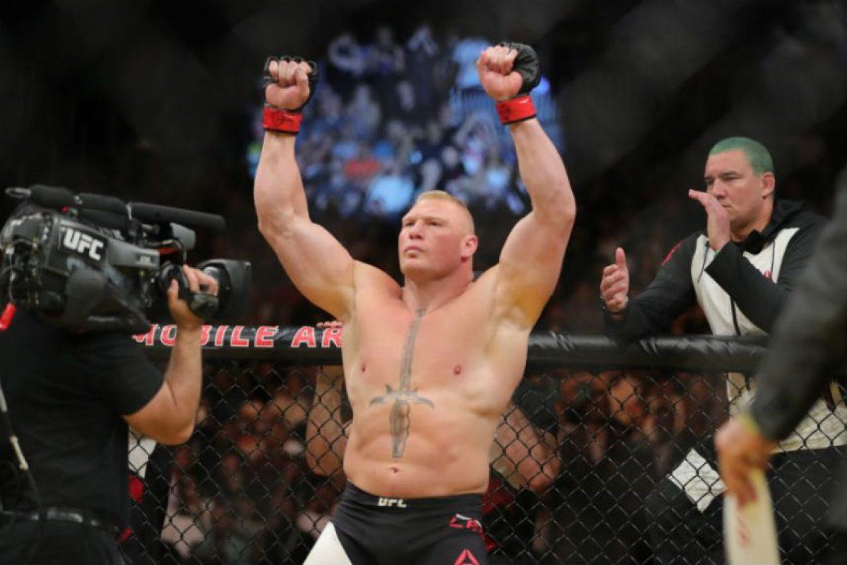 Brock Lesnar Foto:Getty Images. Imagen Por: