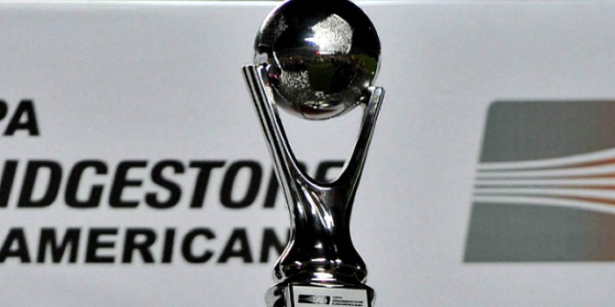Todo lo que debes saber del sorteo de la Copa Sudamericana que se realizará en Chile