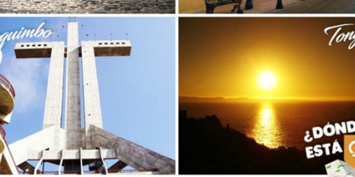 Buscando estos sellos te puedes ganar un viaje dentro de Chile