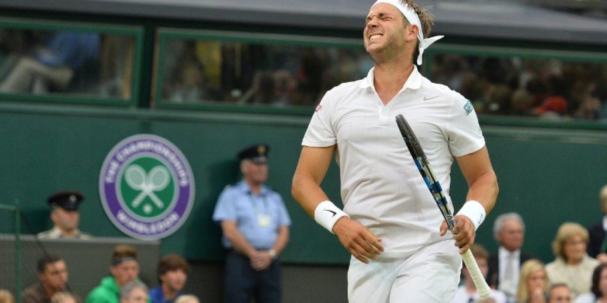 El profesor de tenis que sorprendió en Wimbledon avanzó 354 puestos en el ranking ATP