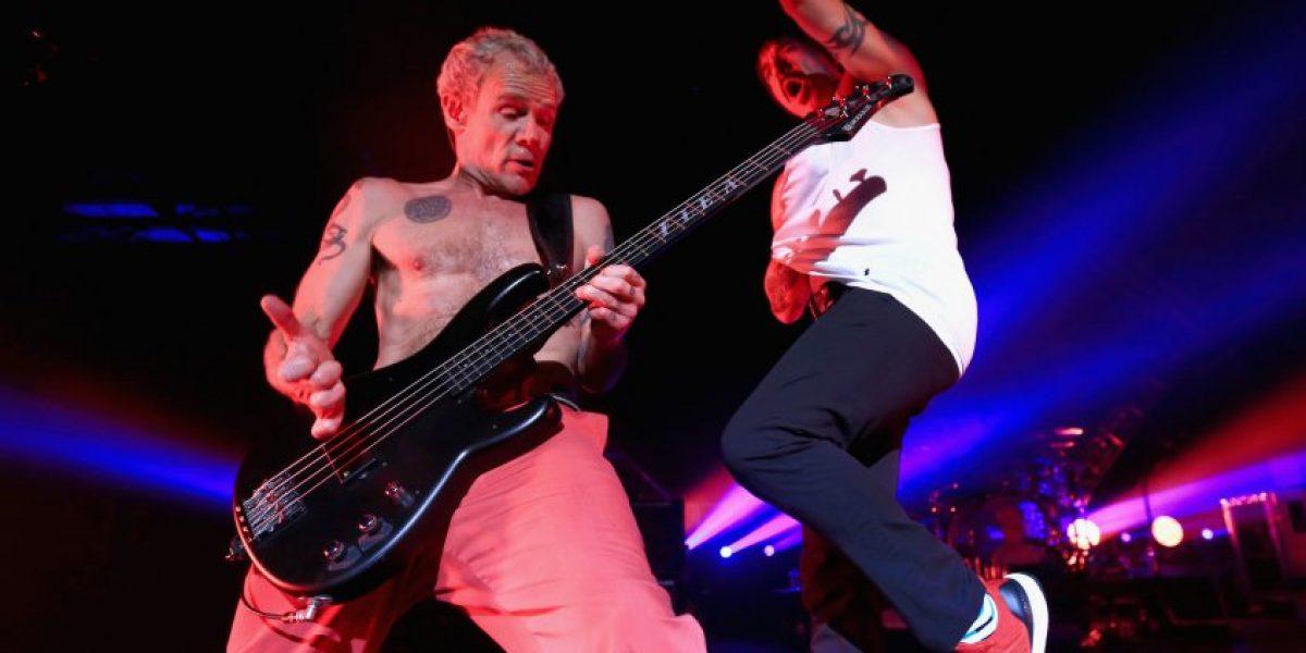 Red Hot Chili Peppers protagoniza graciosa